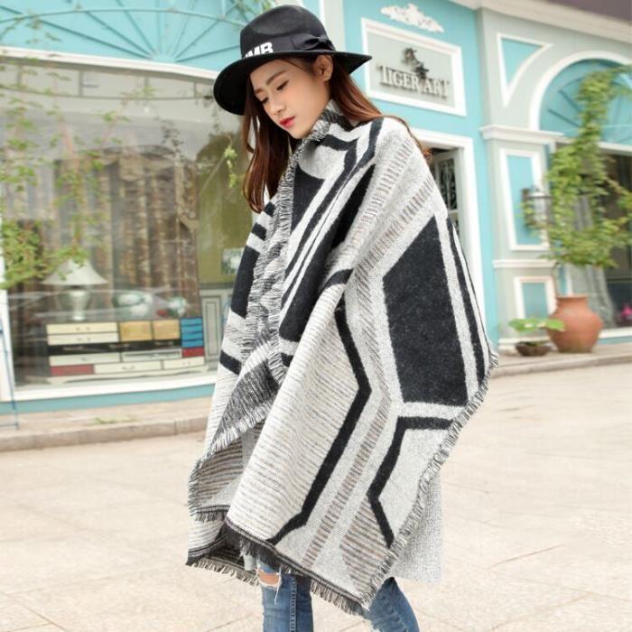 Echarpe xxl femme - Idée pour s habiller c3085a06023