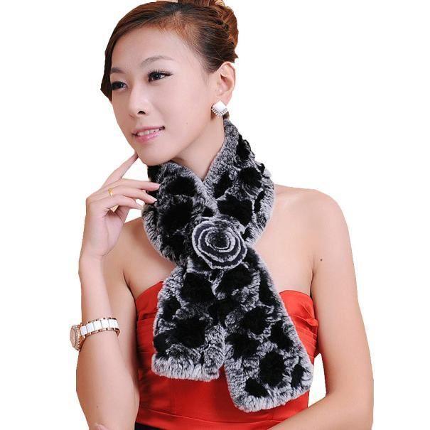 écharpe femme en lapin - Idée pour s habiller 07a208a8894