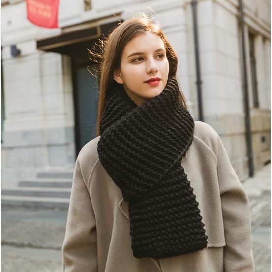 Echarpe femme hiver a tricoter - Idée pour s habiller fd93d51e833