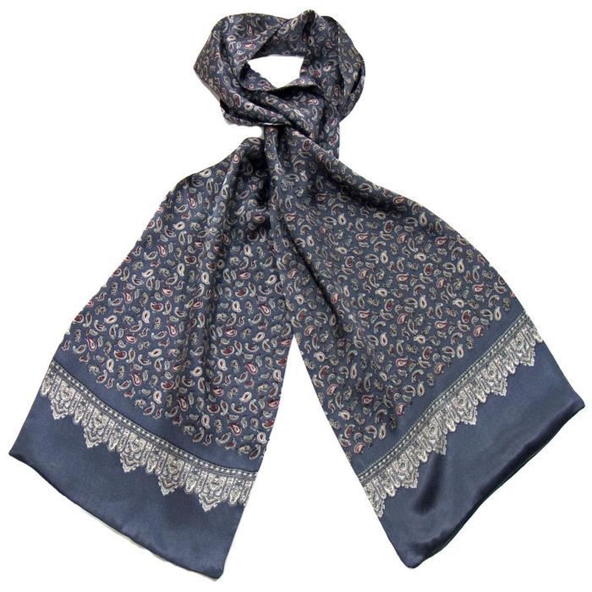Echarpe de soie homme - Idée pour s habiller a625dd6f708