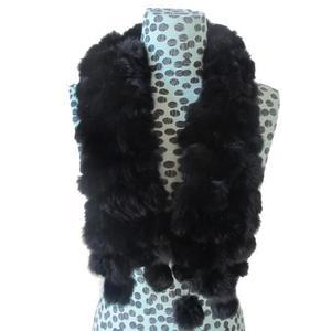 Echarpe fourrure lapin femme - Idée pour s habiller 2b4abe127ab