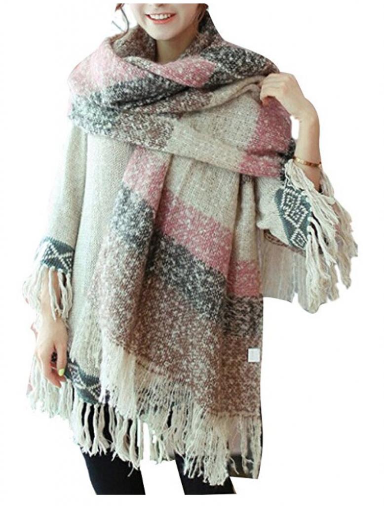 Dimension echarpe plaid femme - Idée pour s habiller 16ec3e8ea9d
