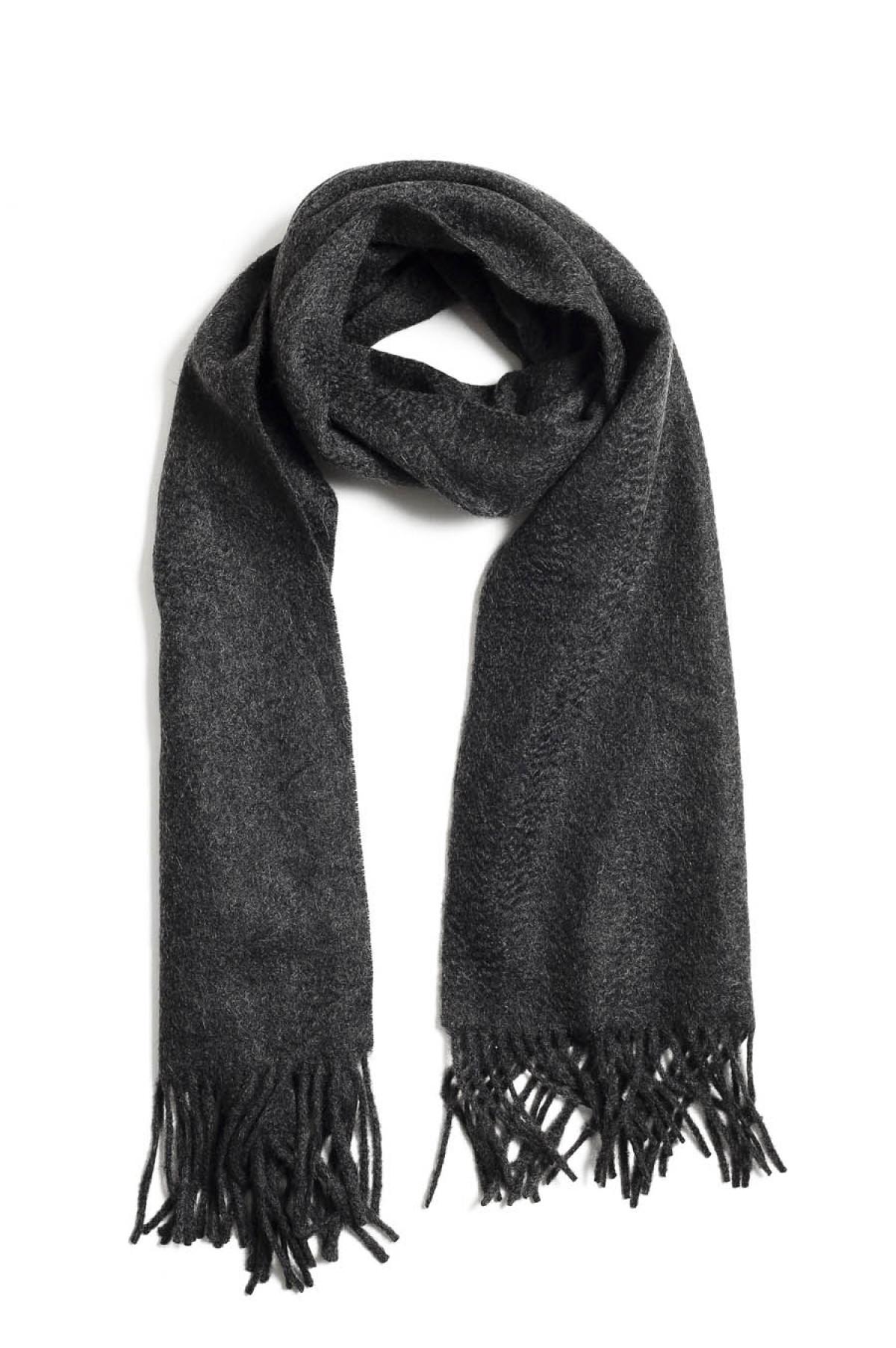écharpe cachemire femme noire - Idée pour s habiller 1221b3e420d