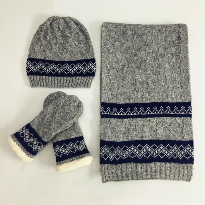 f7452c95331f Coffret gant echarpe homme - Idée pour s habiller