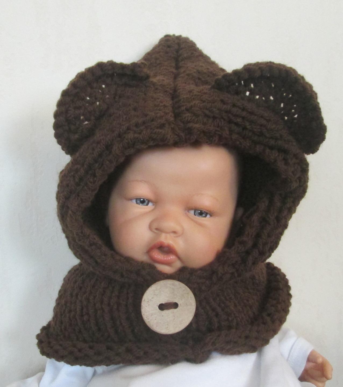 193cf4d894d Echarpe bonnet femme a tricoter - Idée pour s habiller