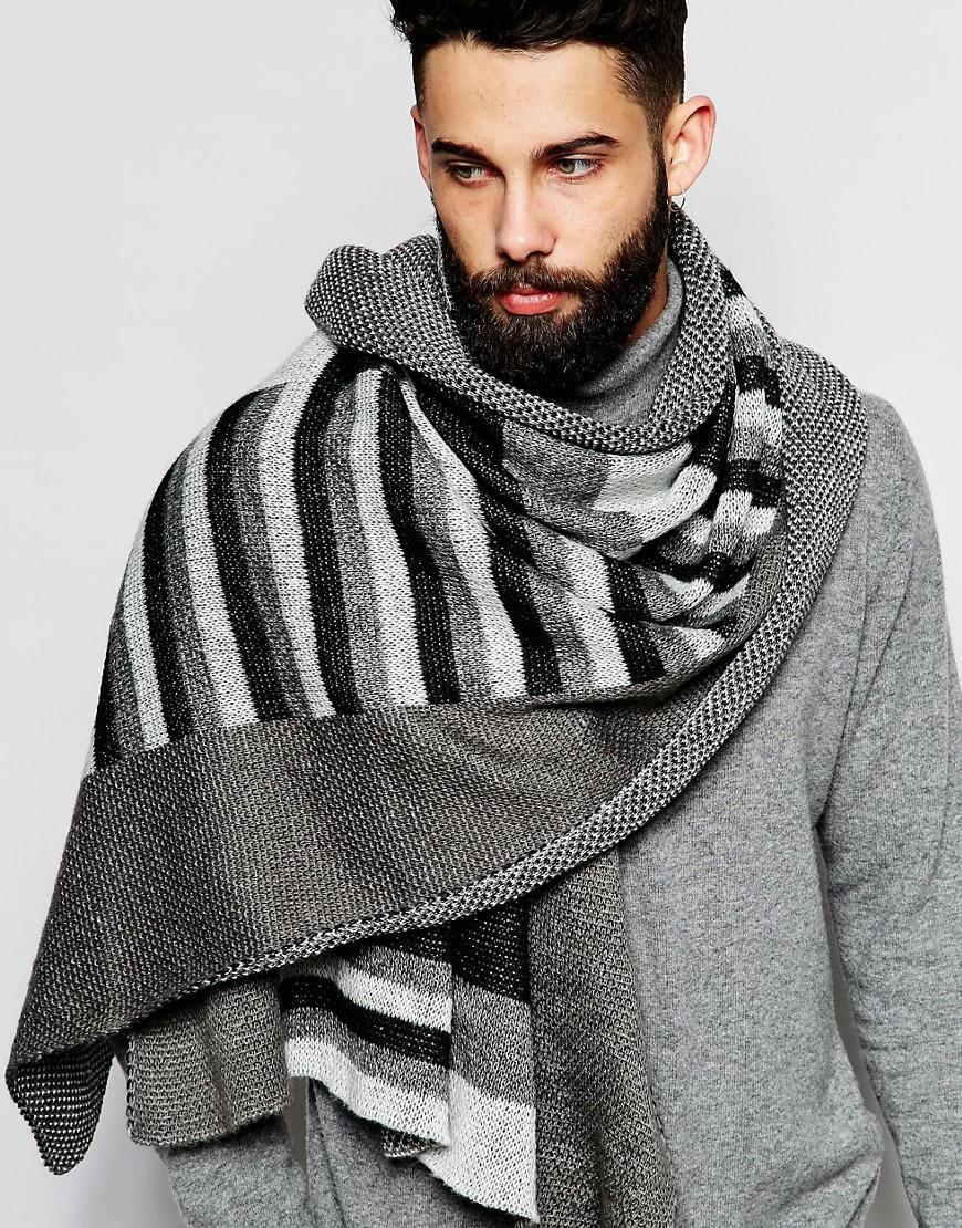Echarpe stylé homme - Idée pour s habiller 417cf762059