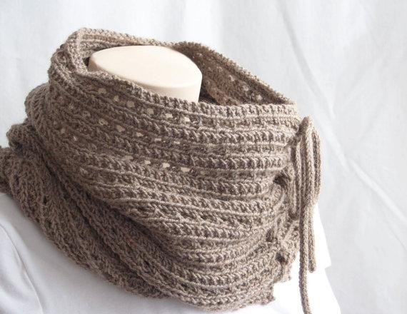 Modele de tricot echarpe femme - Idée pour s habiller 853c6abc346