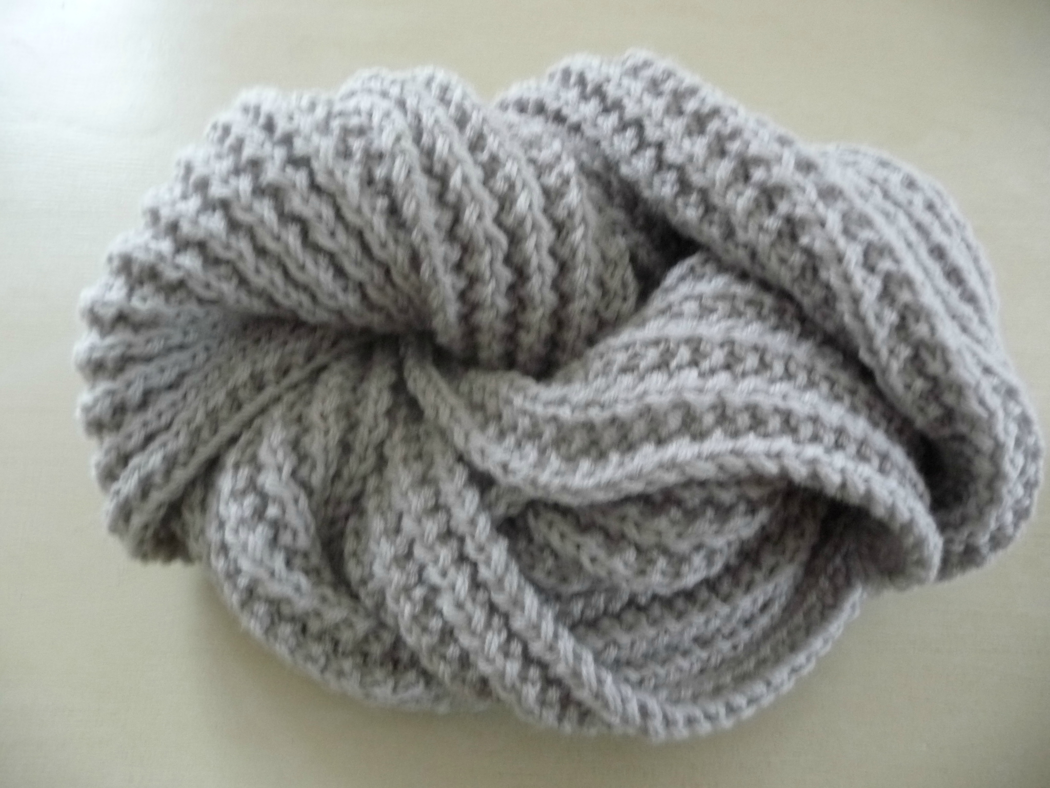 Tricoter une écharpe pour débutant - Idée pour s habiller bdbdd9b3181