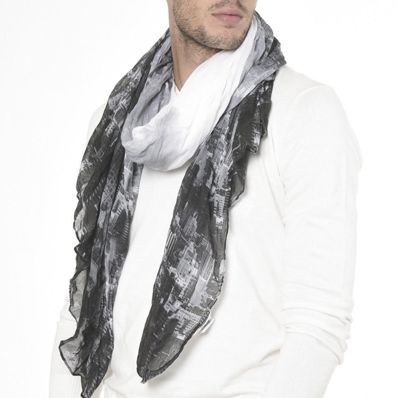 Kaporal echarpe homme - Idée pour s habiller 38f43f08332