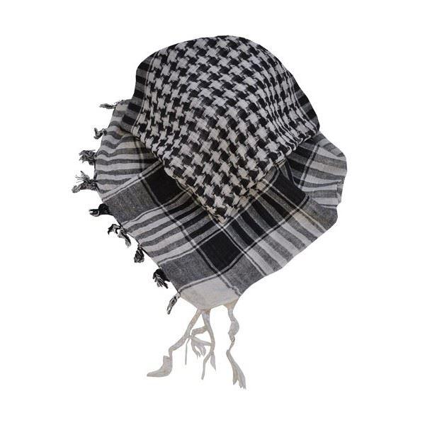 écharpe noir et blanche femme - Idée pour s habiller f239d50f4ae