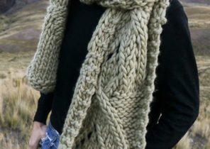 Image d écharpe · écharpe pour homme à tricoter a11bf346be6
