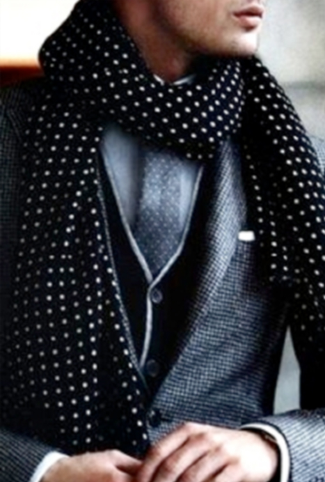 9f57aed604a0 Echarpe homme tres longue - Idée pour s habiller