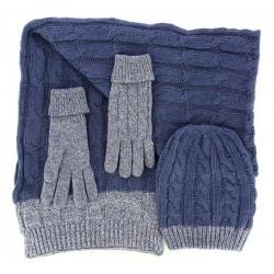 1a84f2e7ec54 Echarpe bonnet gants homme - Idée pour s habiller