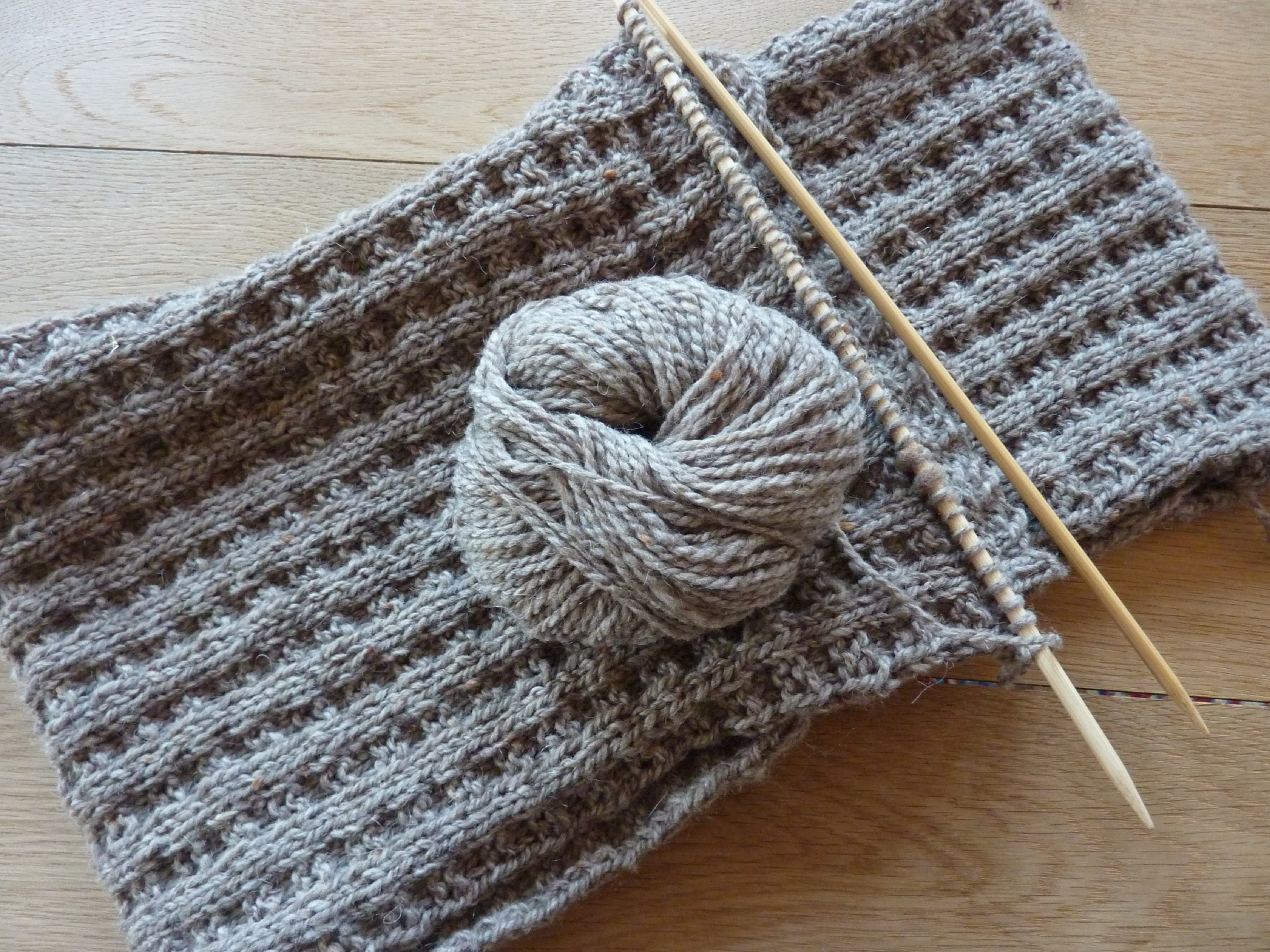Modele tricot gratuit echarpe femme - Idée pour s habiller d7998cc61e2