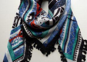 Echarpe laine grise femme - Idée pour s habiller e1078ed5fd7