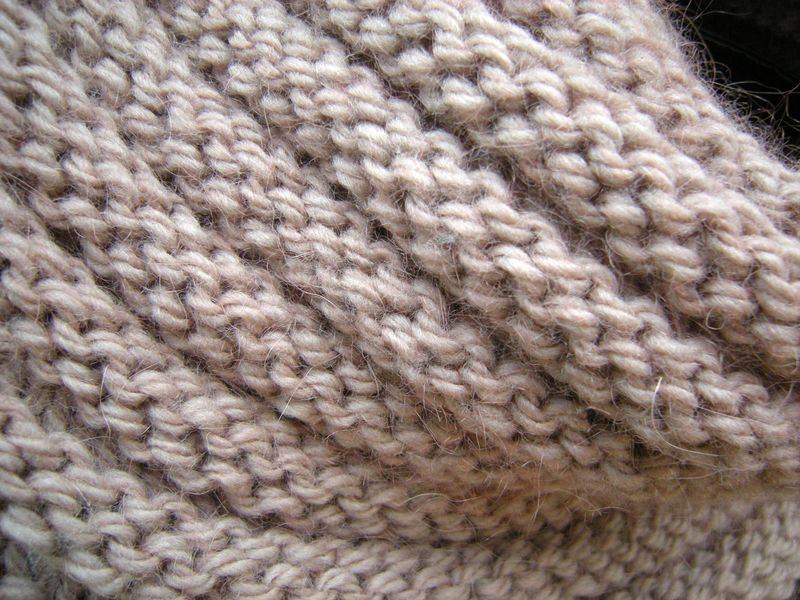 5499864d7341 Modèle écharpe tricot femme gratuit - Idée pour s habiller