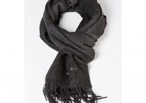Echarpe grosse maille noir femme - Idée pour s habiller 57888d25291