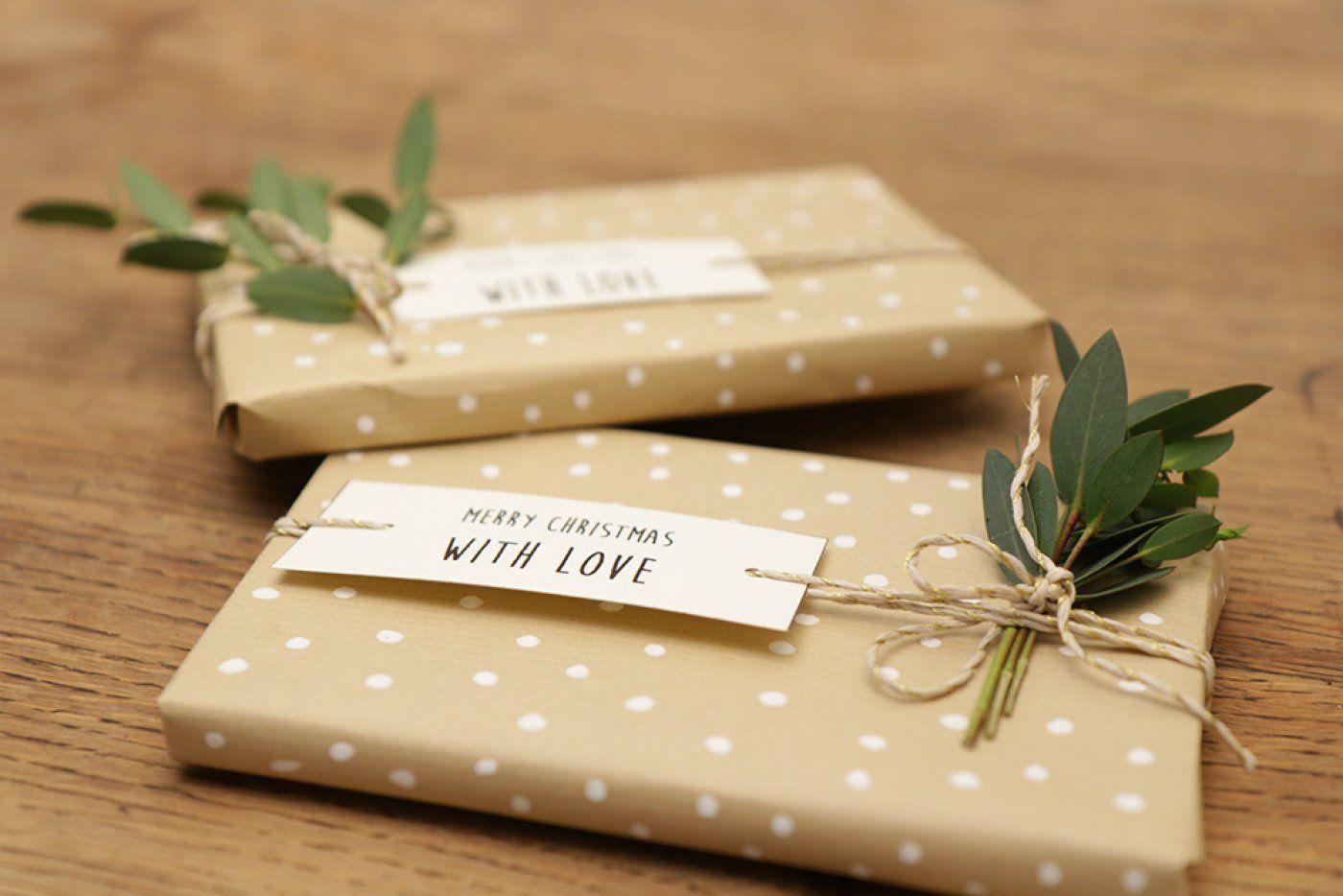 Jolie papier cadeau noel