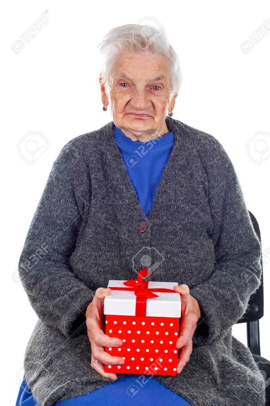 Cadeau noel femme agée