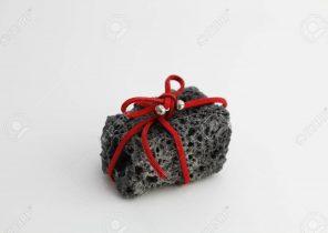 Cadeau de noel charbon