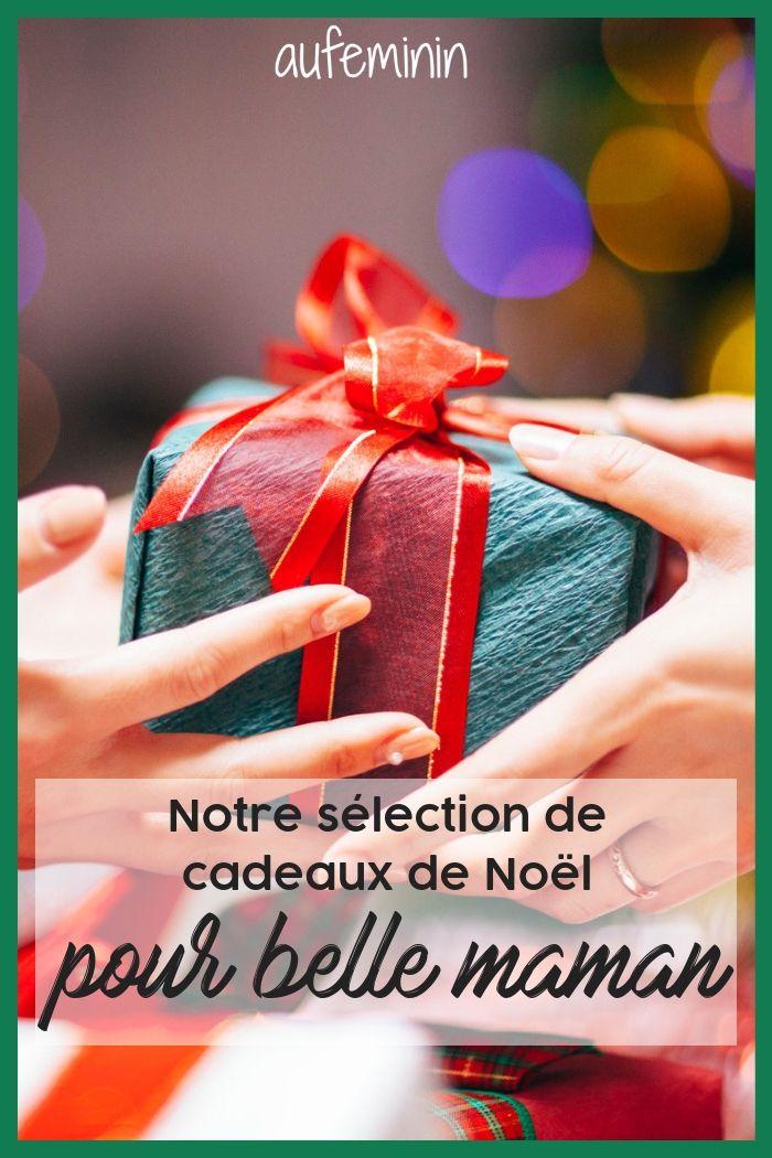 Cadeau pour belle mere noel