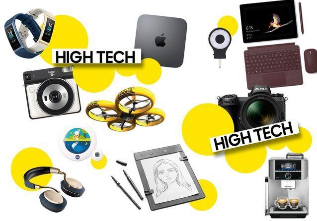 Cadeau noel high tech 2018