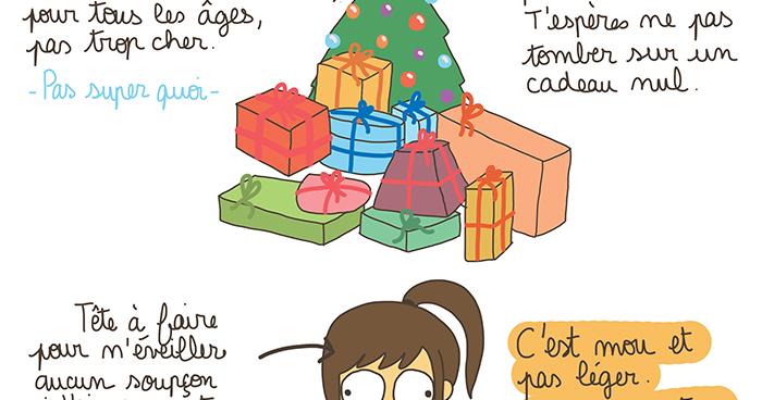Noel cadeau tirage au sort