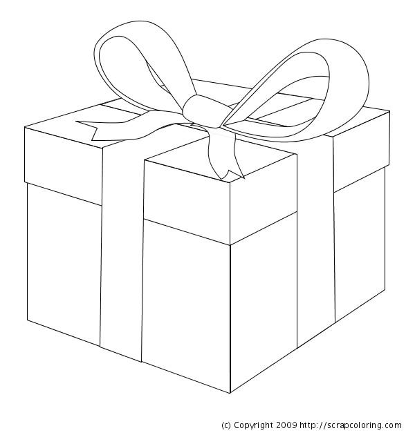 Cdessin cadeau de noel