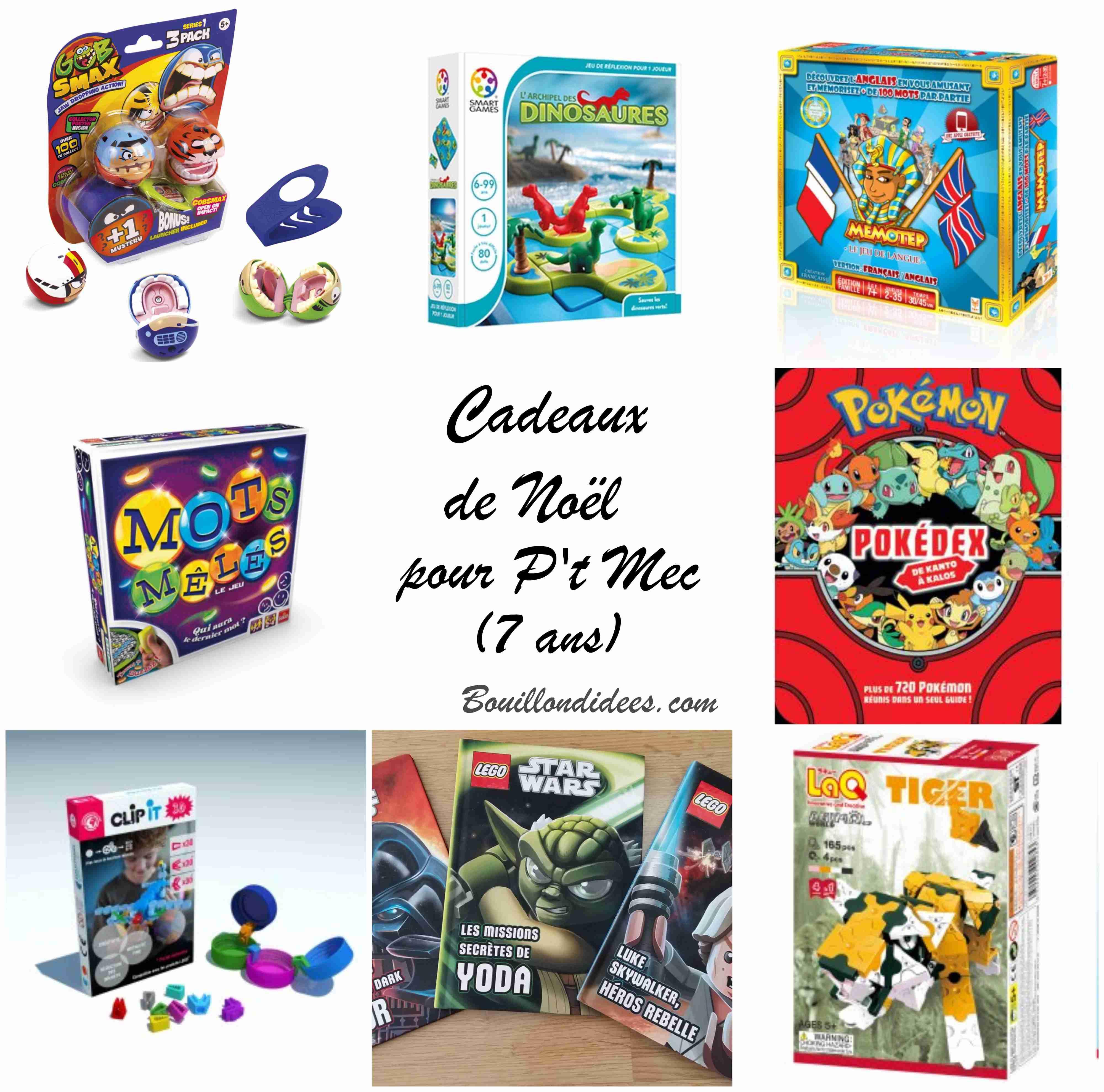 Cadeau noel enfant 2018