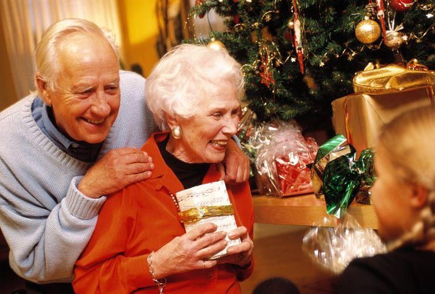 Idée cadeau noel grands parents