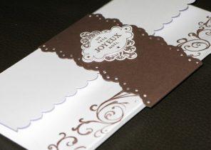 Enveloppes cadeau noel