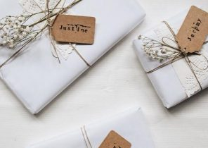 Cadeau noel emballage