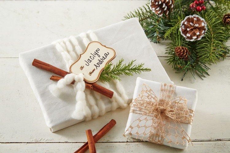 Décoration cadeau noel