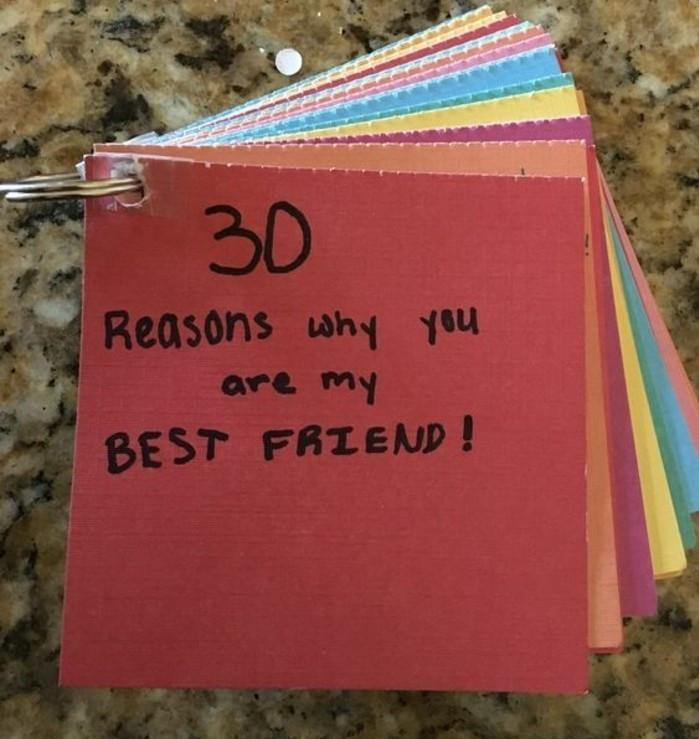 Fabriquer un cadeau de noel pour sa meilleur amie