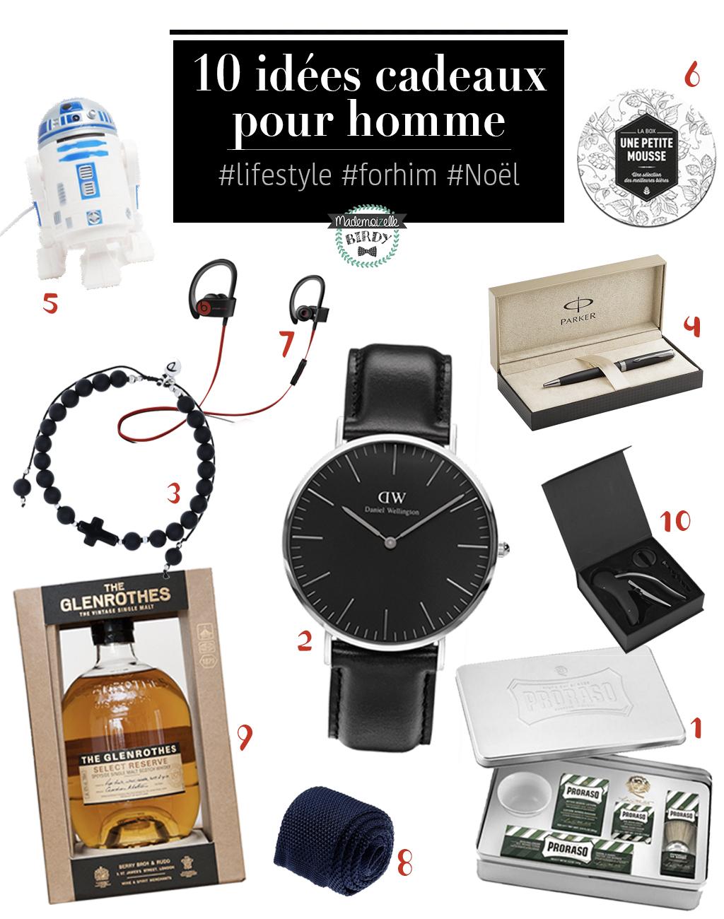 Idee cadeau de noel pour mon homme   Airship paris.fr