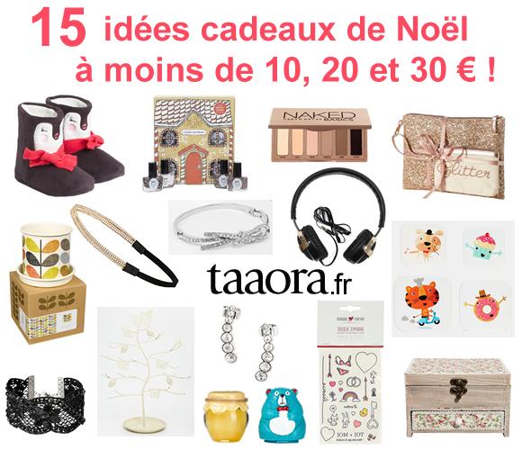 Idee cadeau noel moins de 15 euros   Airship paris.fr