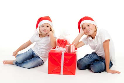 Cadeau familial noel