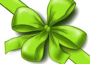 Cadeau noel vert