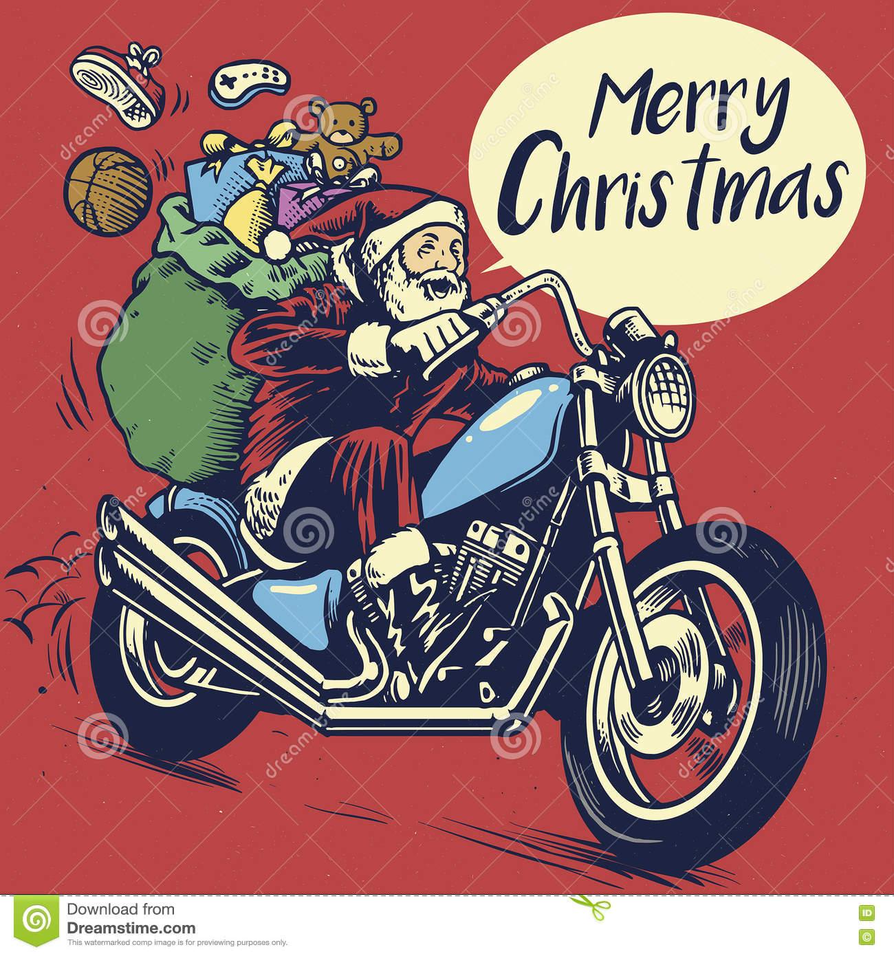 Cadeau noel moto