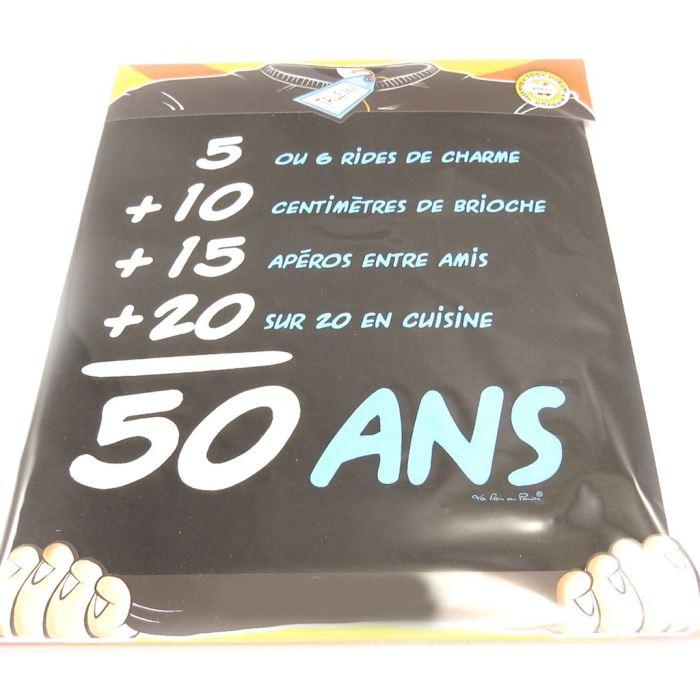 Idée de cadeau de noel pour homme de 50 ans