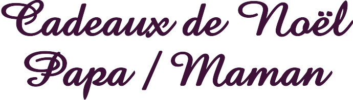 Cadeau de noel pour maman et papa   Airship paris.fr